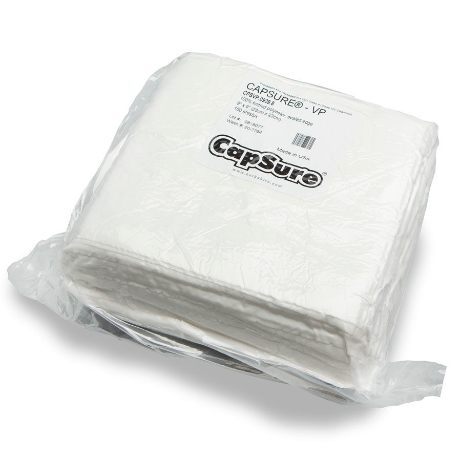lint free cleanroom wipes capsure vp